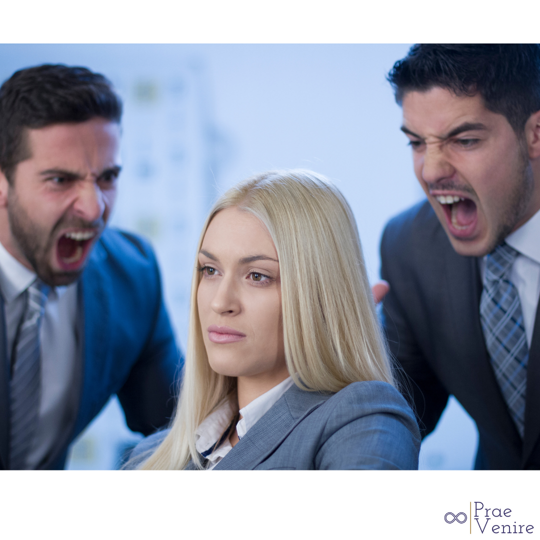 How Can Ethics and Compliance Officers Fight (AND PROTECT THEMSELVES FROM) Workplace Harassment?